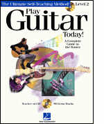 Play Guitar Today - Level 2