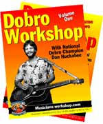 Dobro Workshop Set