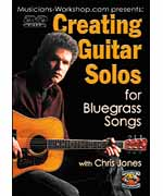 Creating Guitar Solos for Bluegrass Songs