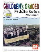 Childrens Graded Fiddle Solos