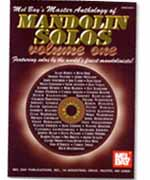 Master Anthology of Mandolin Solos Vol 1