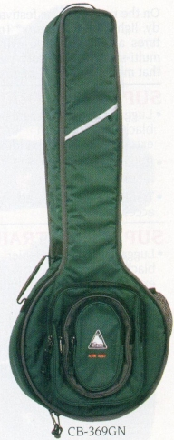 Boulder Alpine Resonator Banjo Gig Bag