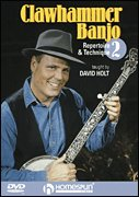 Clawhammer Banjo Two DVD Set