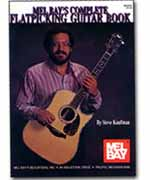 Complete Flatpicking Guitar Book/CD/DVD