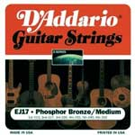 D'Addario Phosphor Bronze Guitar Strings