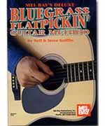 Deluxe Bluegrass Flatpickin Guitar Method