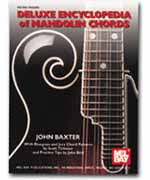 Deluxe Encyclopedia of Mandolin Chords