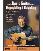Doc's Guitar - Fingerpicking & Flatpicking