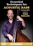 Essential Techniques for Acoustic Bass - 2 DVD Set
