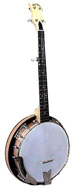 Gold Tone Cripple Creek Traveler Banjo