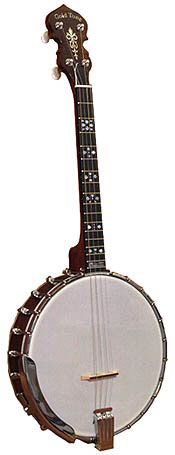Gold Tone IT-250 Irish Tenor Banjo