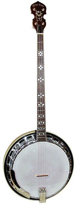 Gold Tone PS-250 Plectrum Banjo