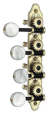 Grover Deluxe F Style Mandolin Tuners