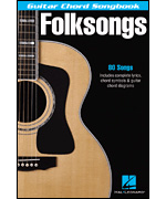 Guitar Chord Songbook - Folk Songs