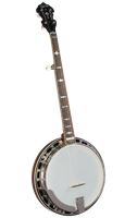 Gold Star GF-100JD Bluegrass Album Banjo
