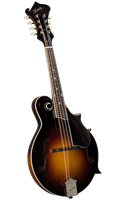 Kentucky KM-650 Standard F-model Mandolin - Sunburst