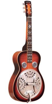Gold Tone PBS-D: Paul Beard Signature-Series Squareneck Resonator Guitar Deluxe
