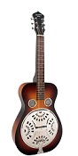 RR-65-VS RECORDING KING WOOD BODY SQUARENECK RESONATOR, MAPLE