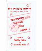 Murphy Method Intermediate Mandolin Vol. 1