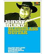 Johnny Hiland Bluegrass Guitar