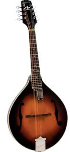 Kentucky KM-380S Deluxe Artist A-Style Mandolin
