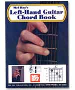 Left Hand Guitar Chord Book