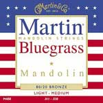 Martin Bluegrass Mandolin Strings