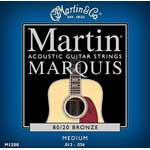 Martin Marquis 80/20 Guitar Strings