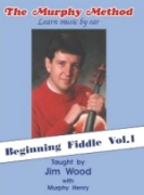 Murphy Method Beginning Fiddle 1 DVD