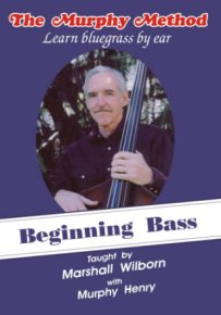 Murphy Method Beginning Bass DVD