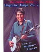 Murphy Method Beginning Banjo Vol. 2