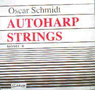 Oscar Schmidt Ball End Autoharp String Set