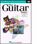 Play Guitar Today! DVD