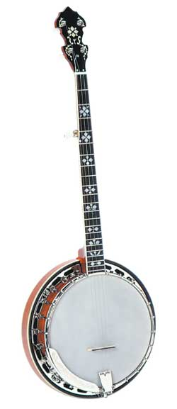 Recording King Songster Banjo RK-R20