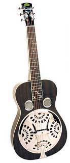 Regal RD-52 Black Lightning Dobro