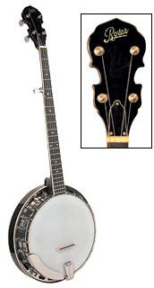 Rover RB-45 Resonator Banjo
