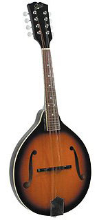 Rover RM-50 A Style All Solid Mandolin