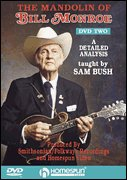 The Mandolin of Bill Monroe - 2 DVD's