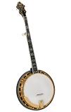 Flinthill FHB-287 Traditional 5-String Resonator Banjo - Flat Head