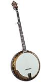Flinthill FHB-297 Traditional 5-String Resonator Banjo - Flat Head